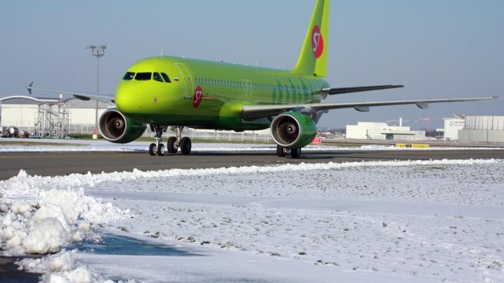 Поступило анонимное сообщение о минировании самолёта — рейс вылетел из Новосибирска в Москву