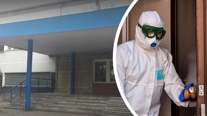 В новосибирской школе закрыли на карантин один из классов — шестиклассник заболел ковидом
