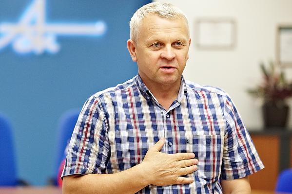 О возможном объединении регионов заявил депутат Андрей Палкин
