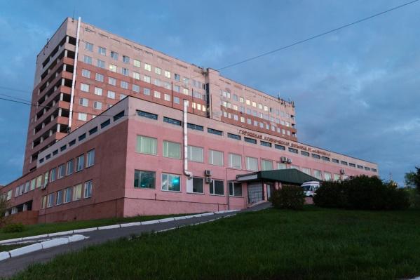 В больнице имени Кабанова на карантин закрыто четыре отделения