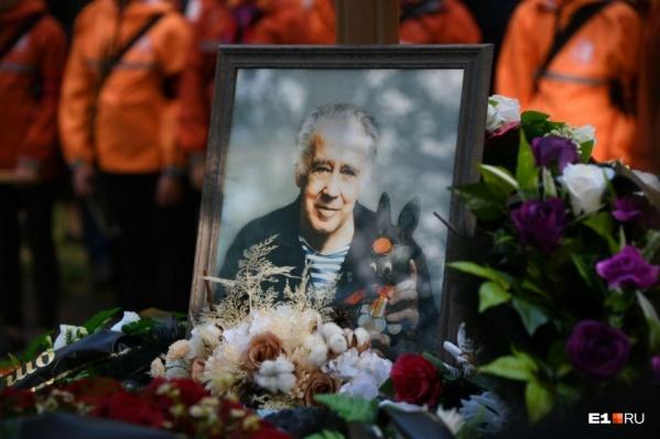 Владислав Крапивин скончался 1 сентября 2020 года в больнице