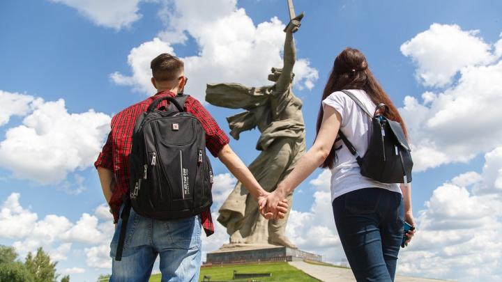 Россияне после всеобщей изоляции мечтают приехать в Волгоград