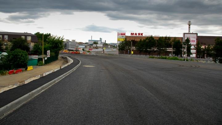 Широкий жест: разбираемся, почему многострадальный мост на Троицком тракте запускают по временной схеме