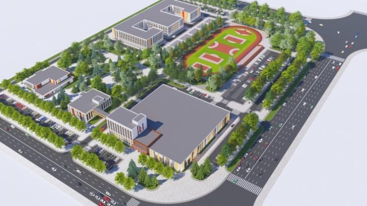 В Челябинске рассмотрели жалобу на торги по строительству хоккейного комплекса на Северо-Западе
