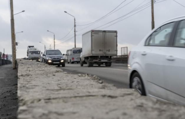 Власти Ростова утвердили схемы объезда моста на Малиновского