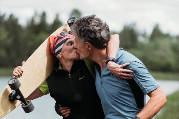 Активная жизнь супругов началась после 50