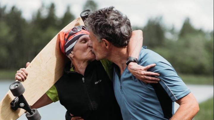 Забег длиной в 47 лет: история пожилых омичей о спорте, любви и о том, как не сойти с дистанции