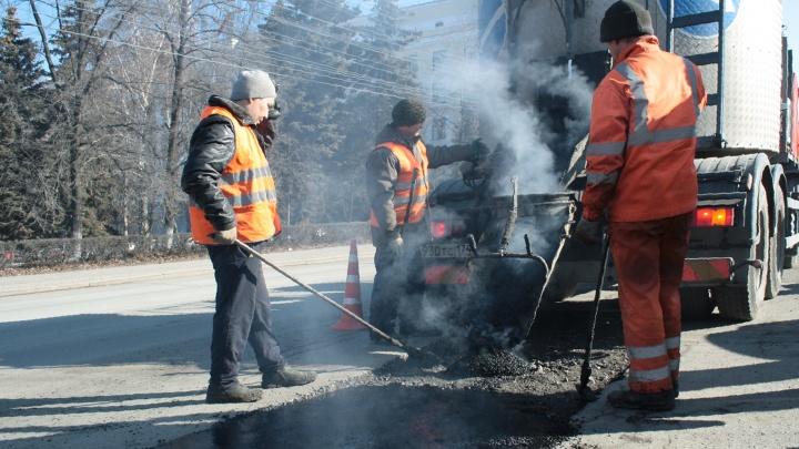 Мэр Челябинска после претензий прокуратуры потребовала ежедневных отчетов о нарушениях при ремонте дорог