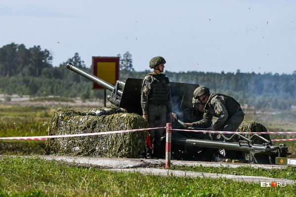 В Екатеринбурге стартовалежегодный военно-технический форум «Армия-2020»