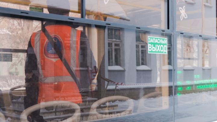В ТТУ назвали «заказухой» сообщения о высадке детей из трамваев