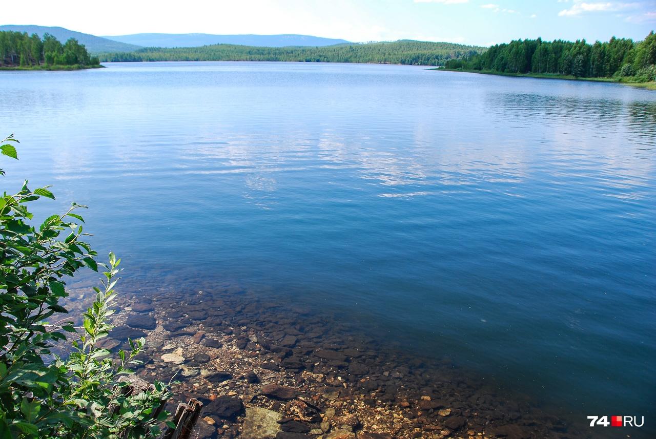 Богородский пруд с обратной стороны