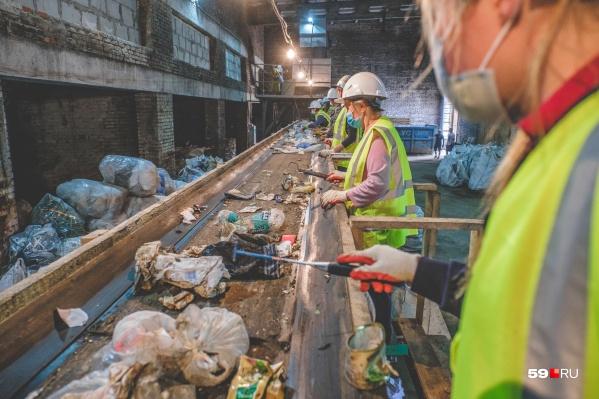 В Прикамье начинают сортировать мусор. Пора двигаться дальше