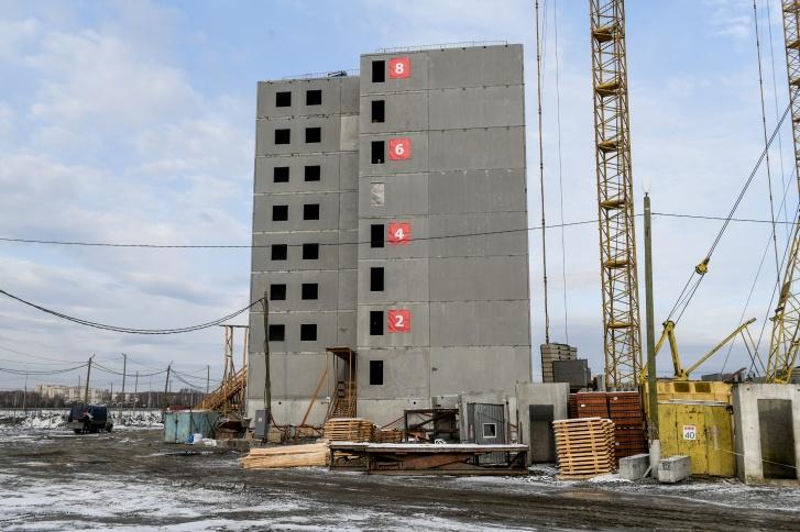 «Группа ЛСР» строит общежития для Универсиады-2023 в Новокольцовском