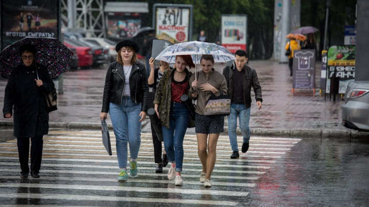 Когда прекратятся дожди: изучаем прогноз погоды на неделю в Новосибирске