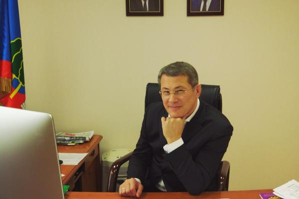 Радий Хабиров порадовал жителей Башкирии новыми изменениями