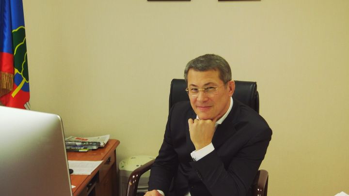 Радий Хабиров вновь изменил указ о повышенной готовности