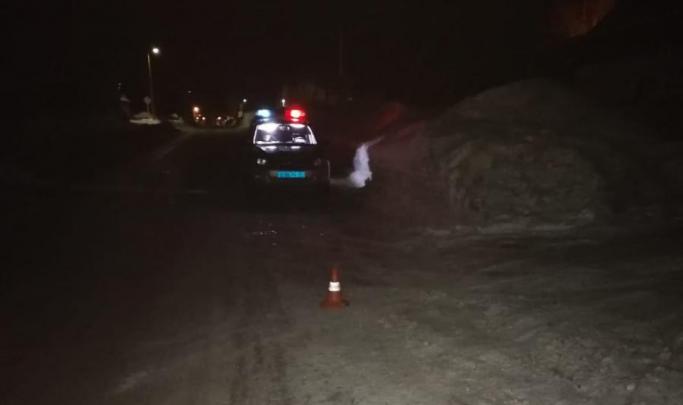 Автоинспекторы задержали водителя, сбившего 23-летнюю девушку и скрывшегося с места ДТП