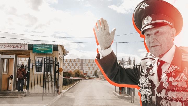 Не уберегли. В Волгограде коронавирус убил столетнего участника Сталинградской битвы