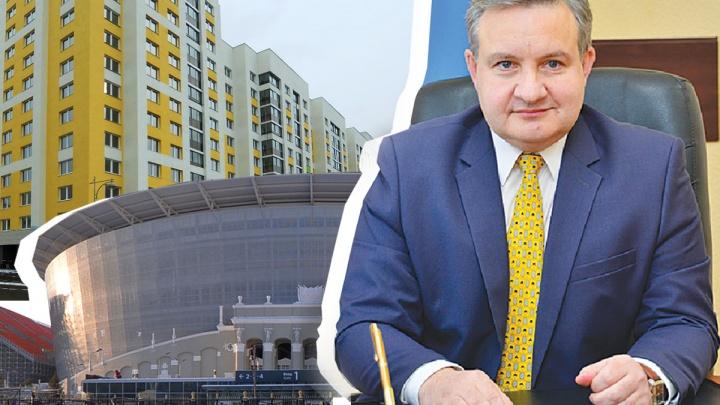 Глава Верх-Исетского района — о дорогах на Широкой Речке и застройке частного сектора на ВИЗе