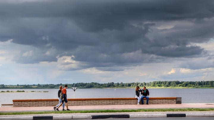 Прогноз погоды на неделю: вместо бабьего лета получите балтийский циклон