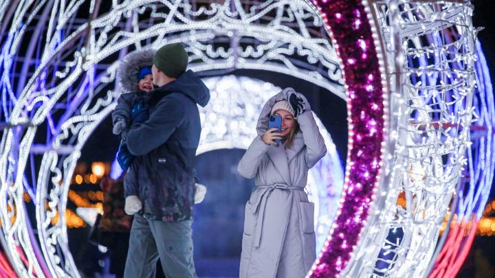В Башкирии 31 декабря официально объявлен выходным днем