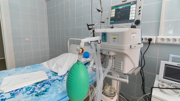 В Челябинской области скончался детский ЛОР, заболевший коронавирусной пневмонией