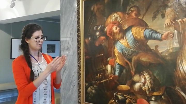 В Волгограде закрытый музей имени Машкова перешел на «КарАРТин»