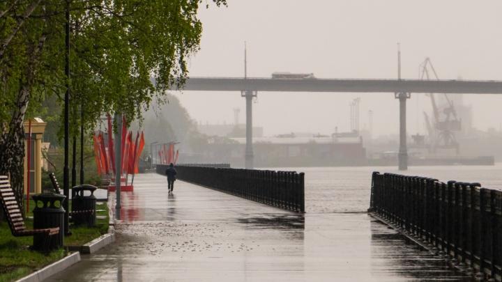 Будьте готовы к дождям и грозам. МЧС предупредило пермяков об ухудшении погоды