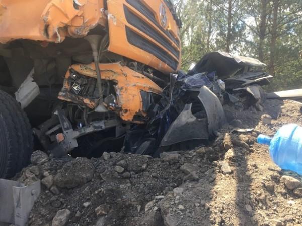 В аварии погибли супруги из Усть-Катава и пострадали ещё шесть человек