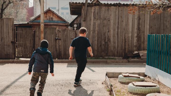Тюменская полиция будет наказывать родителей за прогулки детей во время самоизоляции