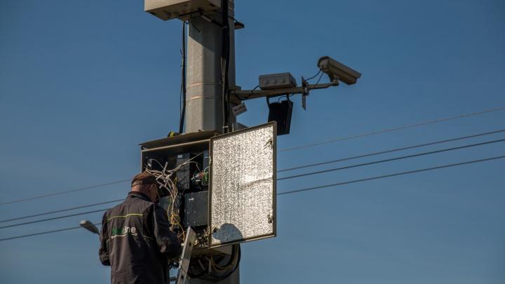 В Самарской области установят 65 новых камер для «отстрела» водителей