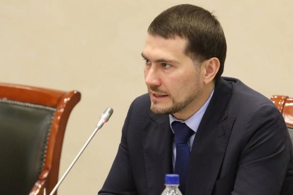 Артем Вахрушев посоветовал предпринимателям обратиться с предложениями к своим коллегам в правительстве области