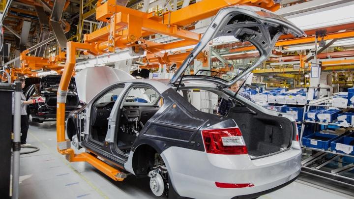 Выпуск Volkswagen и SKODA в России остановят из-за коронавируса