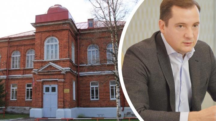 Александр Цыбульский поддержал создание православной гимназии в Архангельске