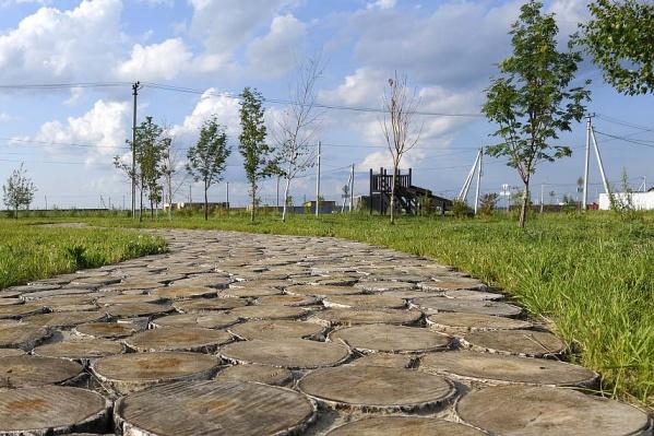 При бронировании участка в коттеджном поселке «Есенино» в день показа — скидка 10 000 рублей