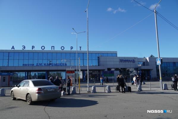 Сегодня в расписании аэропорта стоит всего шесть рейсов на прилёт