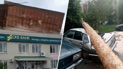Трое погибших, несколько пострадавших: онлайн о последствиях урагана в Свердловской области