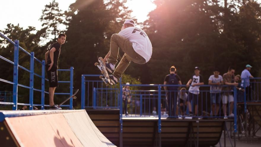 Челябинск может принять этап Мировой серии по скейтбордингу