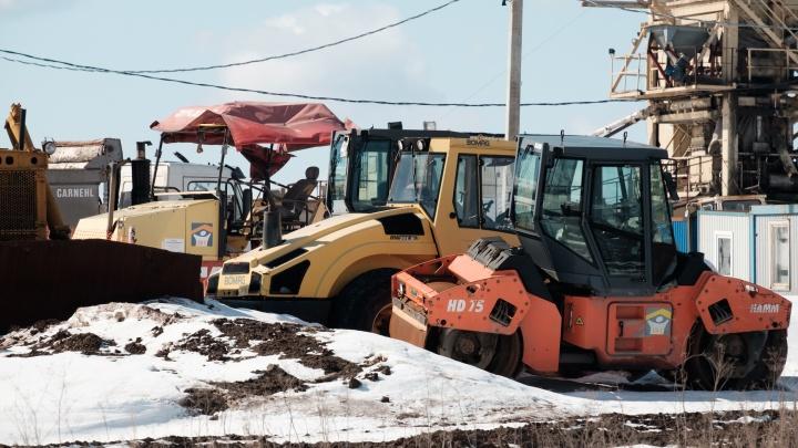 Участок федеральной трассы под Пермью расширят до трех полос почти за 950миллионов рублей