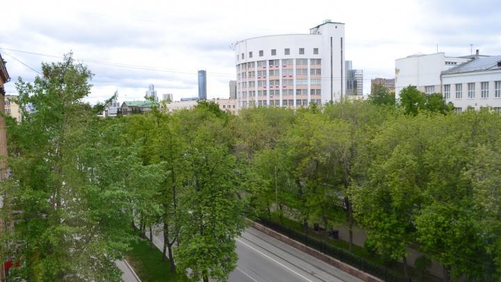 Дневник самоизоляции: в десяти фото показываем, как за полтора месяца изменился Екатеринбург