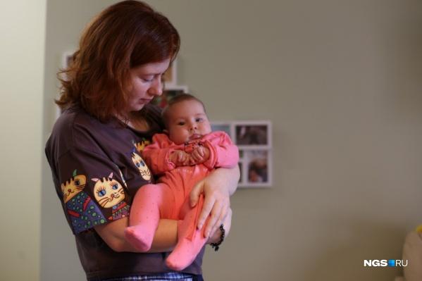Скоро Софии исполнится пять месяцев — лечение нужно начать как можно быстрее