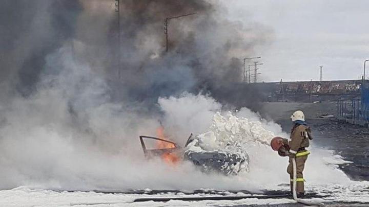 Водитель, которого пытались обвинить в разливе топлива в Норильске, рассказал, как всё было