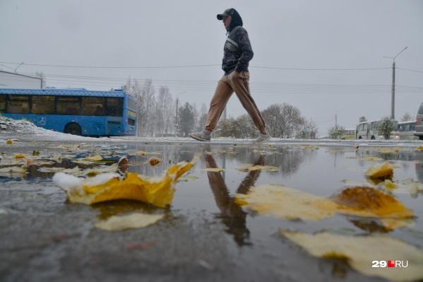 На будущей неделе погода особенно не изменится, говорят синоптики