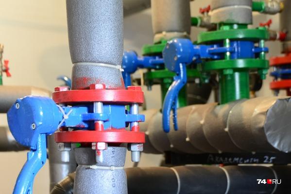 Благодаря ремонтам и строительству систем водоснабжения в квартирах зауральцев появится чистая вода