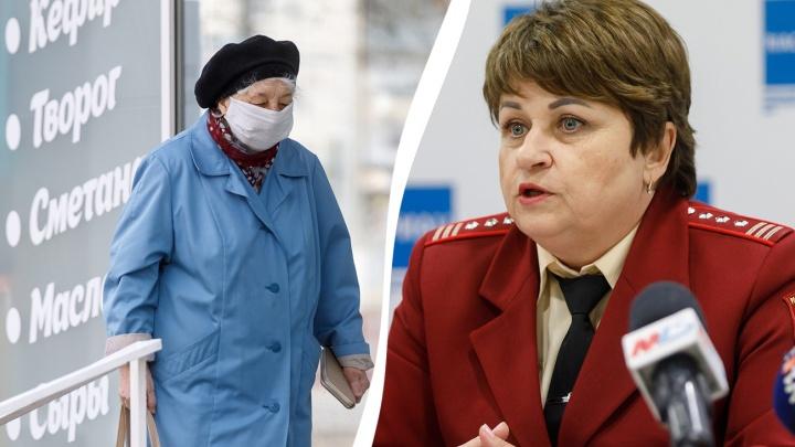«У 40% заболевших нет симптомов»: Роспотребнадзор требует заставить волгоградцев носить маски