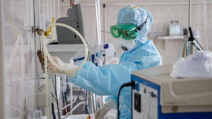 В пермской городской больнице № 6 вспышка COVID-19: заразились 5 медиков кардиологии