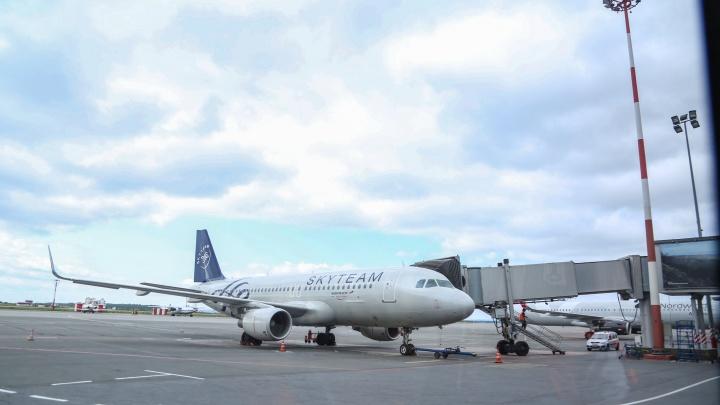 СМИ: самолет, летящий рейсом Уфа — Москва, подал сигнал тревоги