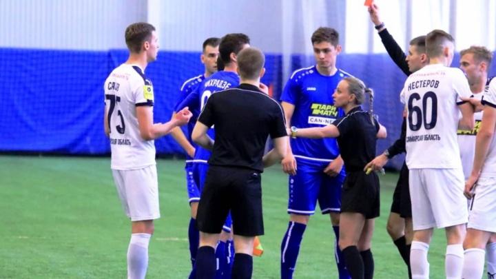 «Крылья Советов» остались без тренера из-за драки на матче с «Тамбовом»