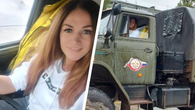 «Называют «наша девочка-камазистка»: зачем молодая мама из Ленского района села за руль грузовика