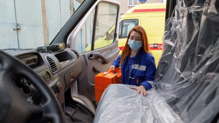 COVID-19 выявили у 172 человек в Кузбассе за сутки